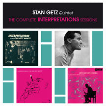 Stan (quintet) Getz - The Complete Interpretations Sessions + 5 Bonus (CD)