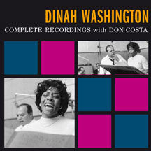 Dinah Washington - Complete Recordings With Don Costa + 10 Bonus Tracks (CD)