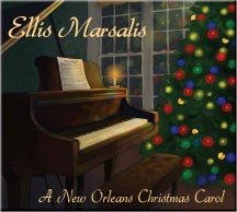 Ellis Marsalis - New Orleans Christmas Carol (CD)