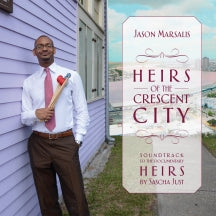 Jason Marsalis - Heirs of the Crescent City (CD)