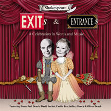 Judi Dench - Exits & Entrances: A Celebration Of Shakespeare (CD)