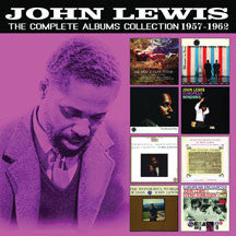 John Lewis - Classic Albums Collection: 1957-1962 (CD)
