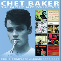 Chet Baker - The Pacific Jazz Collection (CD)