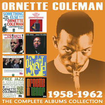 Ornette Coleman - Complete Albums Collection: 1958-1962 (CD)