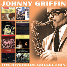Johnny Griffin - Riverside Collection 1958-1962 (CD)