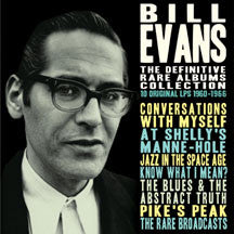 Bill Evans - Definitive Rare Albums Collection 1960-1966 (CD)