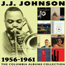 J.J. Johnson - Columbia Albums Collection: 1956-1961 (CD)