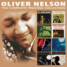Oliver Nelson - The Complete Prestige Collection (CD)