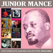 Junior Mance - The Complete Albums Collection: 1959-1962 (CD)