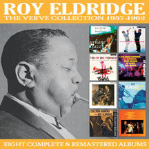 Roy Eldridge - The Verve Collection (CD)