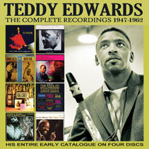 Teddy Edwards - The Complete Recordings: 1947-1962 (CD)