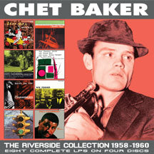 Chet Baker - The Riverside Collection (CD)