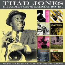 Thad Jones - Complete Albums Collection: 1954-1959 (CD)