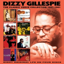 Dizzy Gillespie - The Classic Verve Collection (CD)