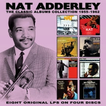 Nat Adderley - The Classic Albums Collection: 1955-1962 (CD)