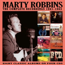 Marty Robbins - The Complete Recordings: 1952-1960 (CD)