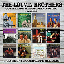 Louvin Brothers - Complete Recorded Works: 1952-1962 (CD)