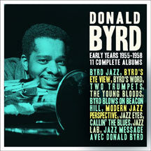 Donald Byrd - Early Years: 1955-1958 (CD)