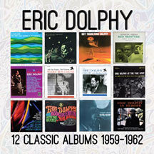 Eric Dolphy - Twelve Classic Albums: 1959-1962 (CD)