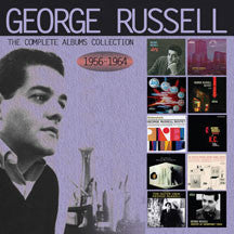 George Russell - Complete Albums Collection: 1956-1964 (CD)