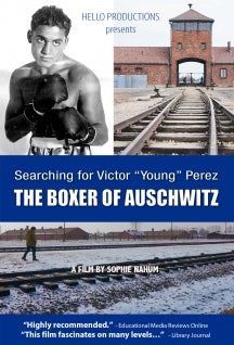 Searching For Victor young Perez: The Boxer Of Auschwitz (DVD)