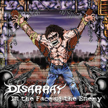 Disarray - In The Face Of Theenemy (CD)