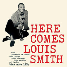 Louis Smith - Here Comes (VINYL ALBUM)