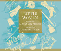 Louisa May Alcott - Little Women (Audiobook) (CD)