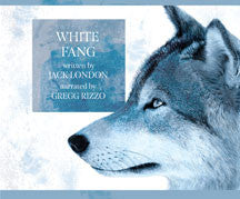 Jack London - White Fang (Audiobook) (CD)