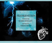 Mary Shelley - Frankenstein (Audiobook) (CD)
