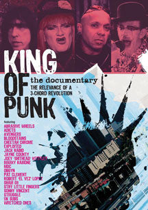 King Of Punk (DVD)