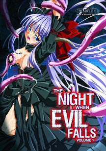 Night When Evil Falls Volume 1 (DVD)