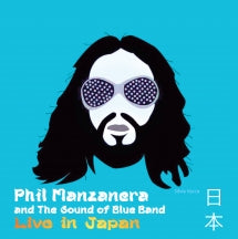 Phil Manzanera And The Sound Of Blue Band - Live In Japan (CD)