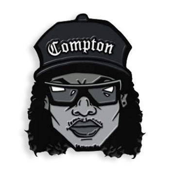Eazy E Enamel Pin by YESTERDAYS