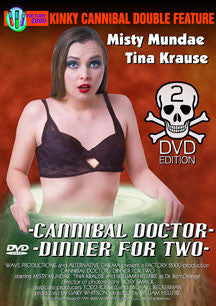 Kinky Cannibal Double Feature (DVD)