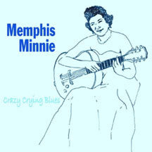 Memphis Minnie - Crazy Crying Blues (CD)