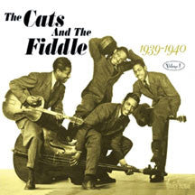 Cats & The Fiddle - We Cats Will Swing For You Vol 1 (CD)