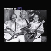 Kingston Kingston Trio - Live (CD)