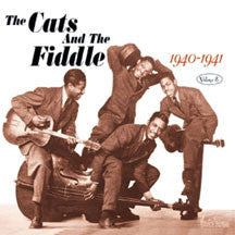 Cats & The Fiddle - We Cats Will Swing For You Vol 2 (CD)