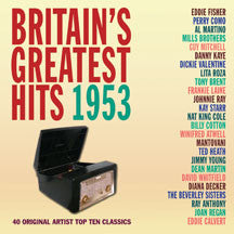 Britain's Greatest Hits 1953 (CD)