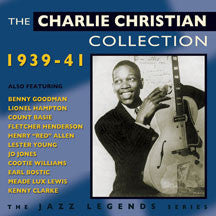 Charlie Christian - The Charlie Christian Collection 1939-41 (CD)