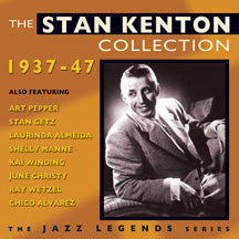 Stan Kenton - The Stan Kenton Collection 1937-47 (CD)