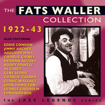 Fats Waller - The Fats Waller Collection 1922-43 (CD)