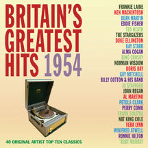 Britain's Greatest Hits 1954 (CD)