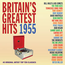 Britain's Greatest Hits 1955 (CD)
