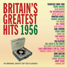 Britain's Greatest Hits 1956 (CD)