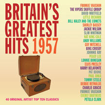 Britain's Greatest Hits 1957 (CD)