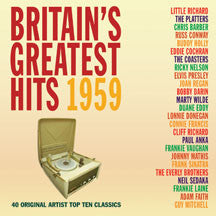 Britain's Greatest Hits 1959 (CD)