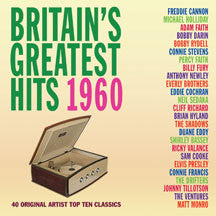 Britain's Greatest Hits 1960 (CD)