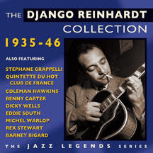 Django Reinhardt - The Collection 1935-46 (CD)